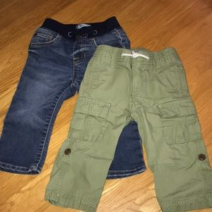 2 Gap toddler boy pants